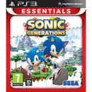 Sonic Generations Essentials PS3