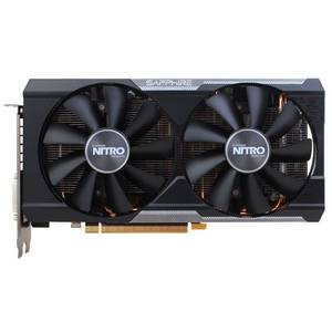 Placa video Sapphire AMD Radeon R9 380 NITRO 4GB DDR5 256bit Back Plate