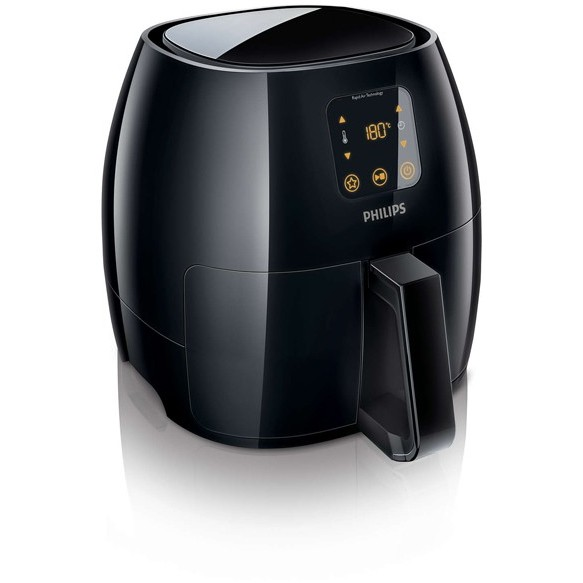 Friteuza Hd9240/90 Avance Collection Airfryer Xl 2100w 3l Neagra