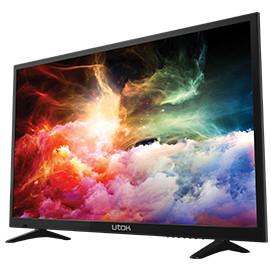 Televizor LED U32 HD4 HD Ready 80cm Black thumbnail