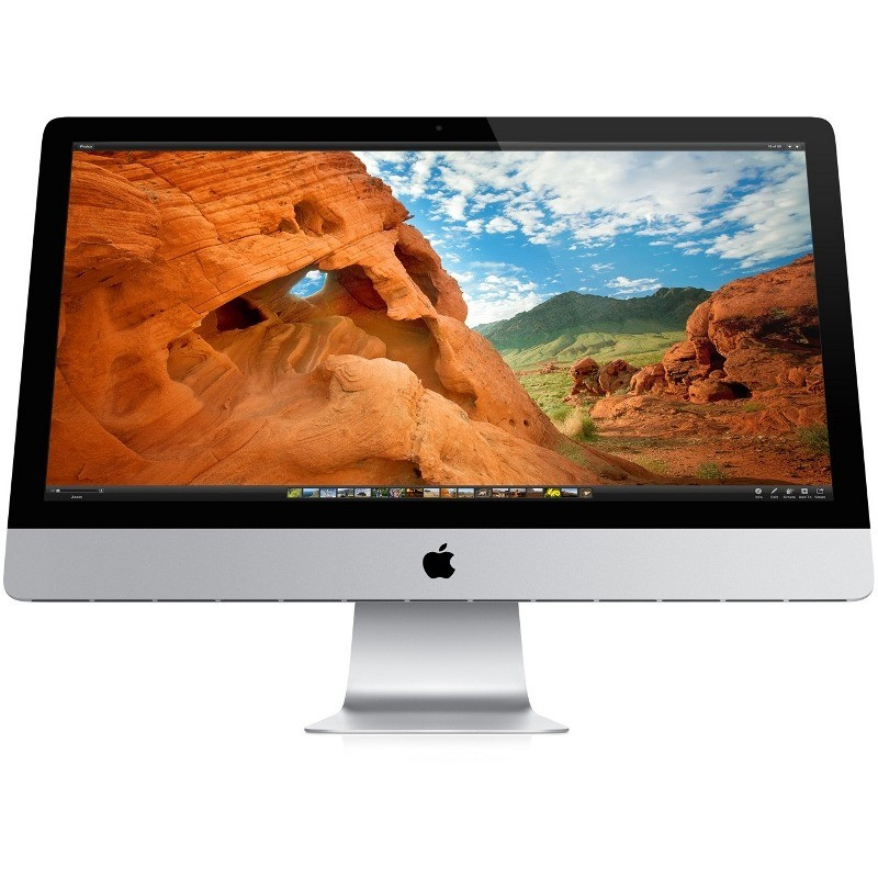 Sistem All In One Imac 21.5 Inch Full Hd Intel Core I5 2.8 Ghz Broadwell 8gb Ddr3 1tb Hdd Mac Os X El Capitan Int Keyboard