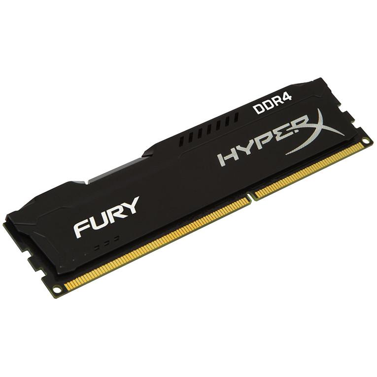 Memorie Hyperx Fury Black 8gb Ddr4 2666 Mhz Cl15