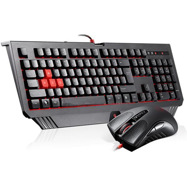Kit Tastatura Si Mouse B1500 Black