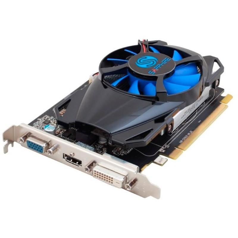 Placa Video Amd Radeon R7 250 512sp Edition 1gb Gddr5 128bit Bulk
