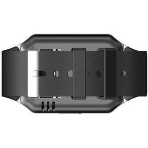 Smartwatch Cronos Dice cu cartela SIM Argintiu