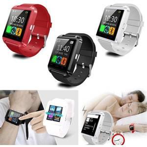 Smartwatch Cronos U8 Negru