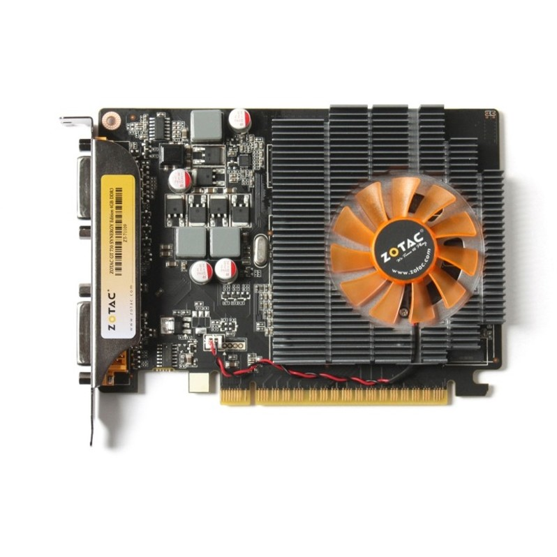 Placa Video Nvidia Geforce Gt 730 Synergy Edition 4gb Ddr3 128bit