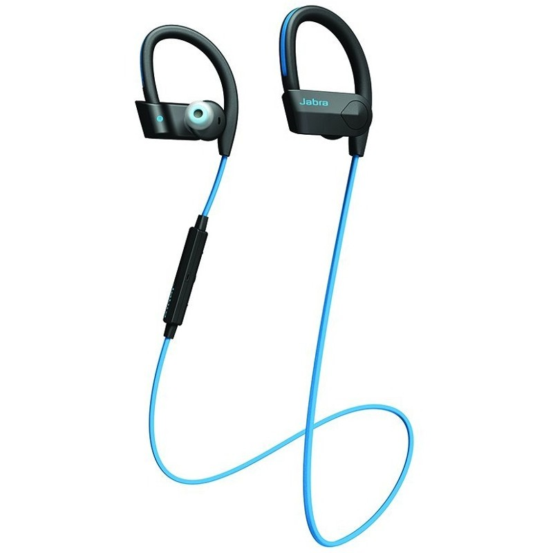 Casti Wireless Sport Pace Blue