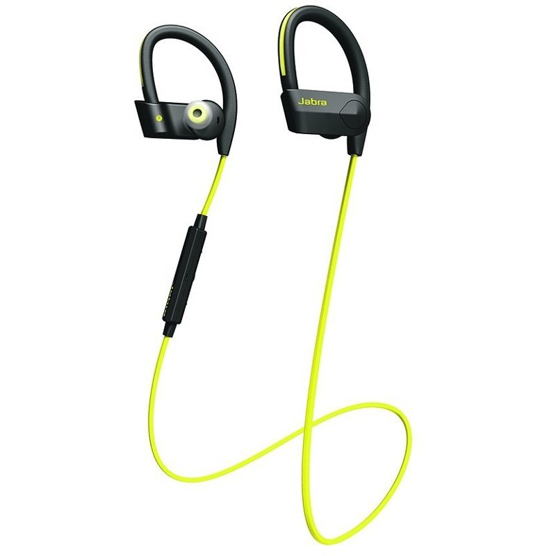 Casti Wireless Sport Pace Yellow