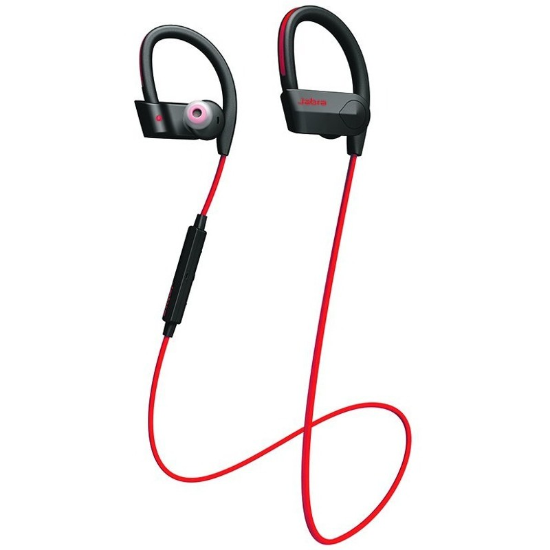 Casca De Telefon Sport Pace Wireless Red