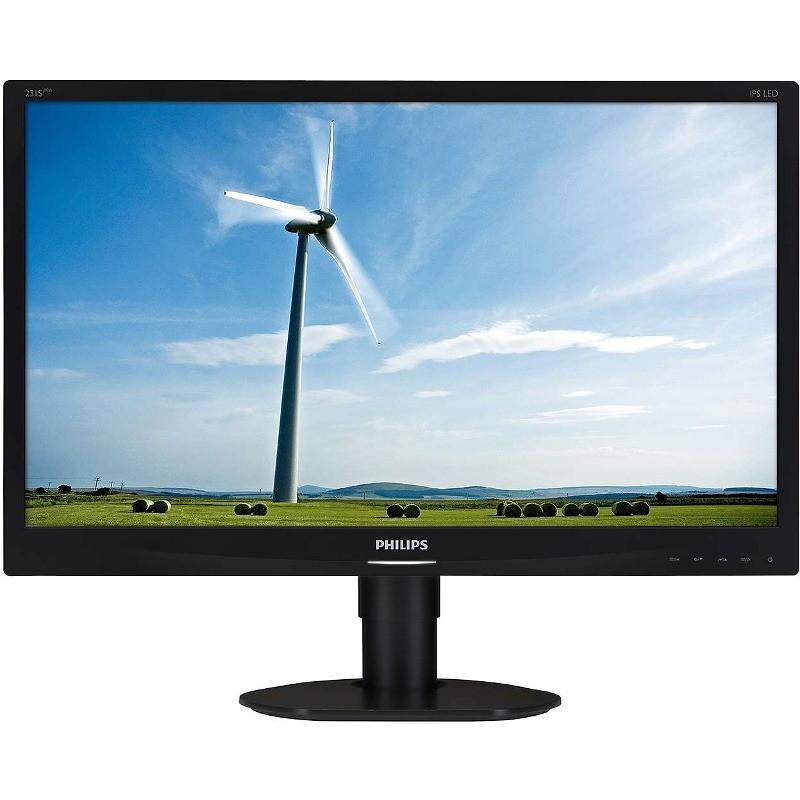 Monitor Led 231s4qcb/00 23 Inch 7ms Black