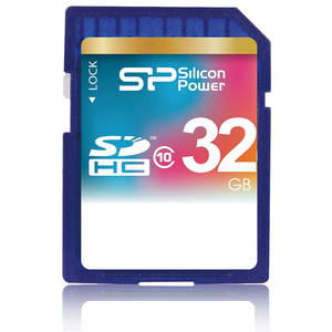 Card Silicon-Power SDHC 32GB Clasa 10