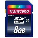 SDHC Ultimate 8GB Clasa 10 133x
