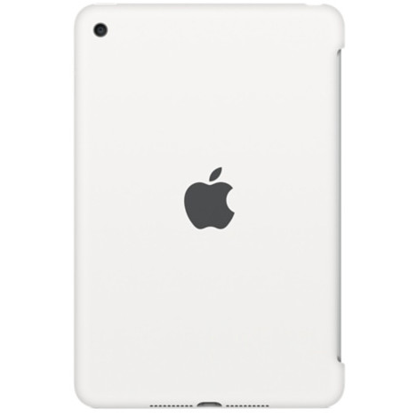 Husa Tableta Ipad Mini 4 Silicone Case White