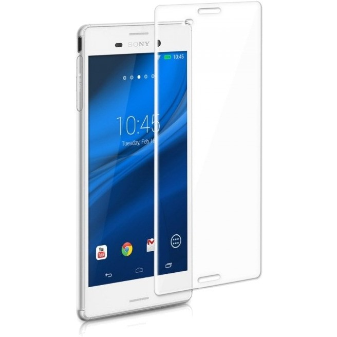 Folie protectie Tempered Glass pentru Sony Xperia M4 Aqua thumbnail