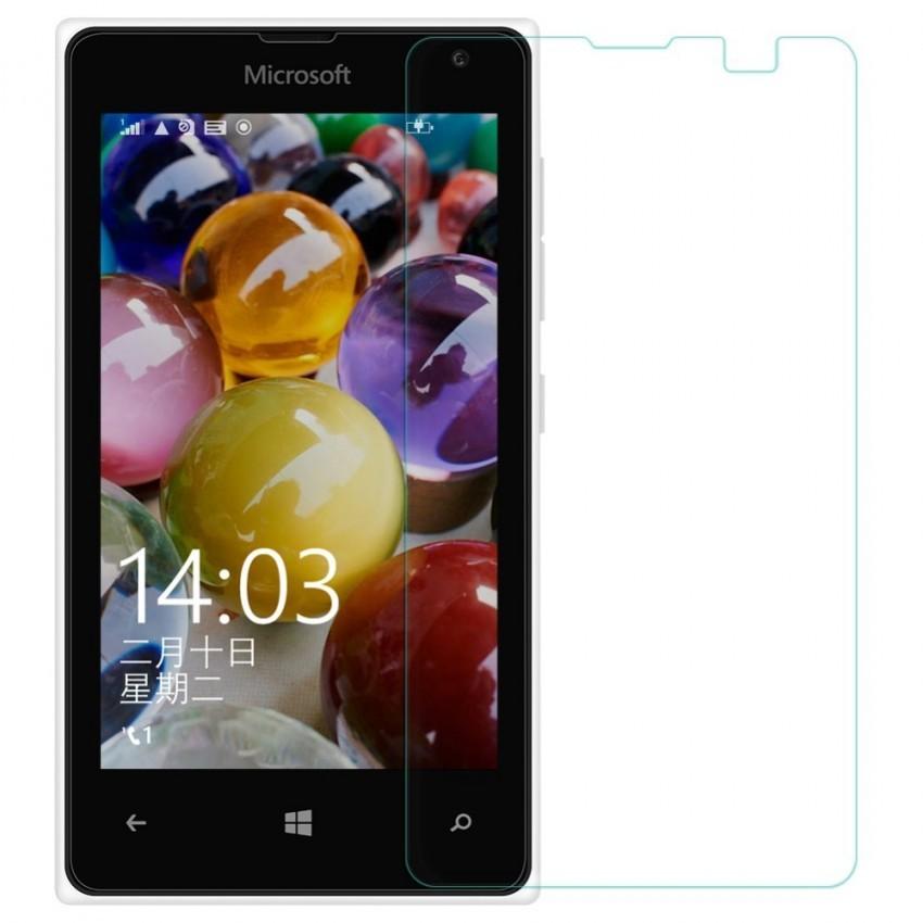 Folie protectie Tempered Glass pentru Microsoft Lumia 435 thumbnail