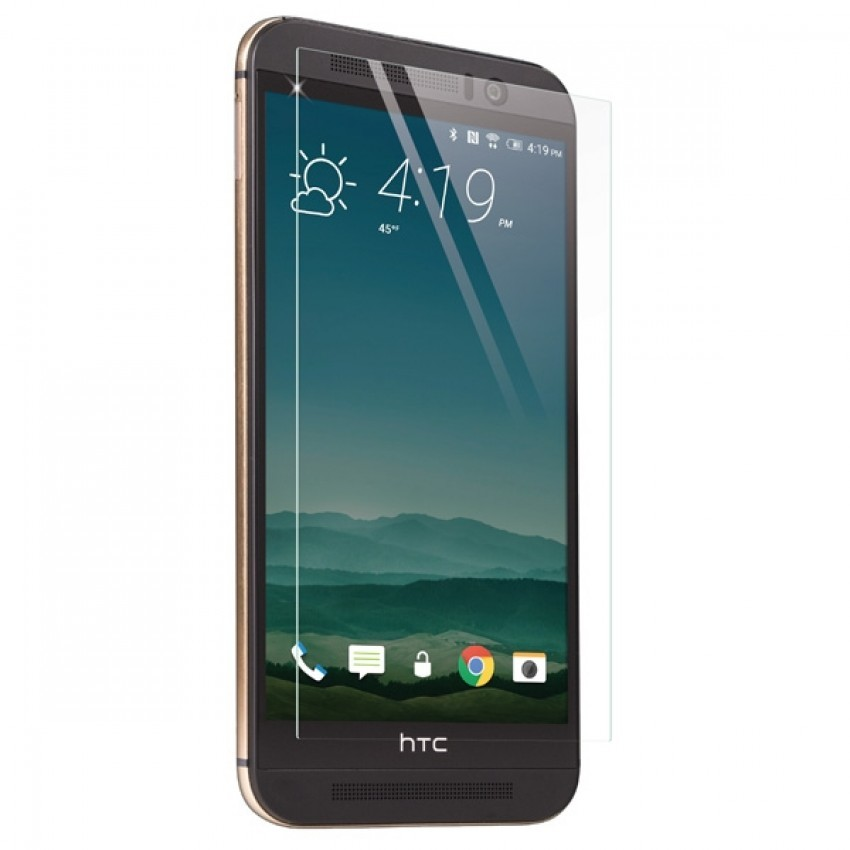 Folie protectie Tempered Glass pentru HTC One M9 thumbnail