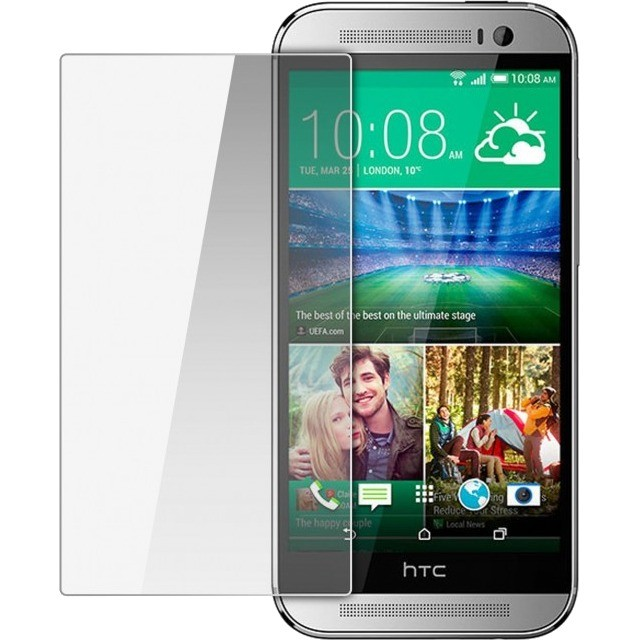 Folie protectie Tempered Glass pentru HTC One M8s thumbnail