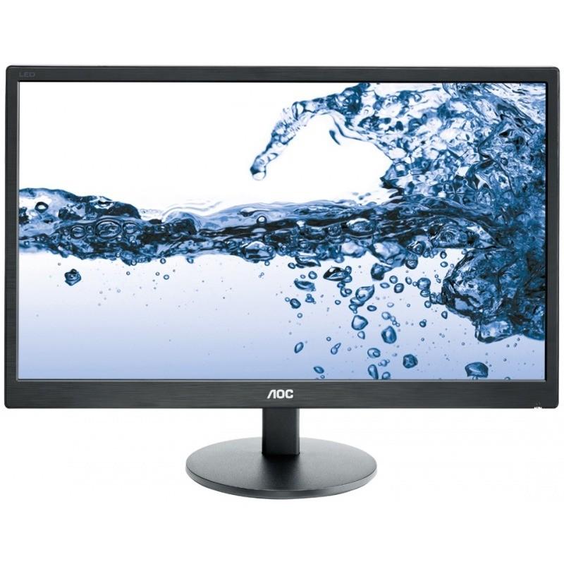 Monitor Led E2270swdn 21.5 Inch 5ms Black