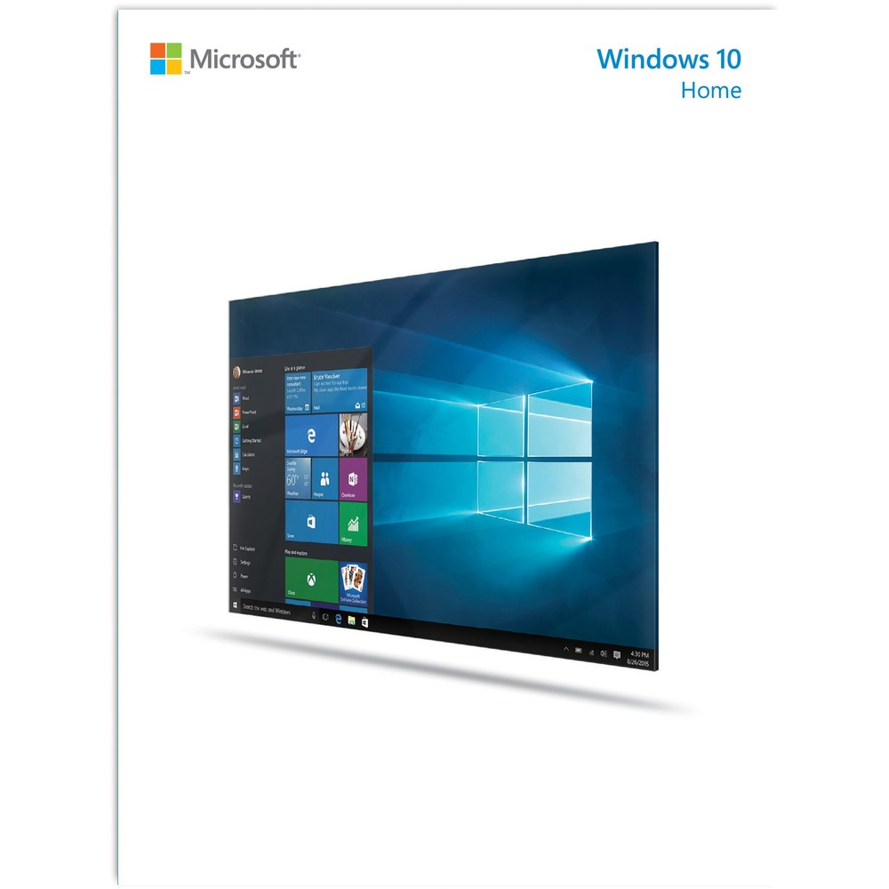 Sistem De Operare Windows 10 Home 32/64 Biti Engleza Retail Usb