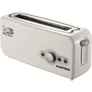Prajitor de paine Albatros Express 750W gri