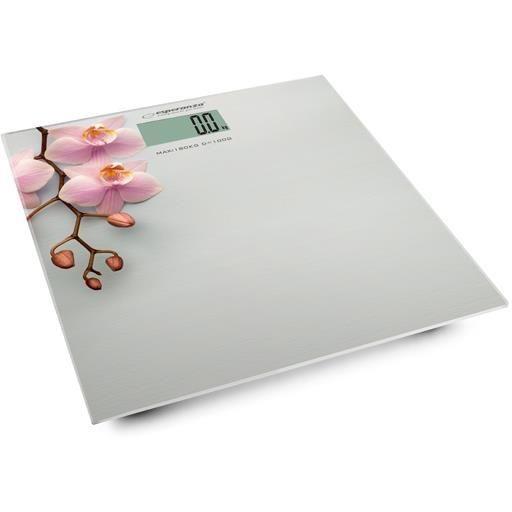 Cantar corporal EBS010 Orchid 180 kg gri thumbnail