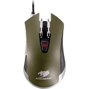 Mouse gaming Cougar 530M USB Army Green