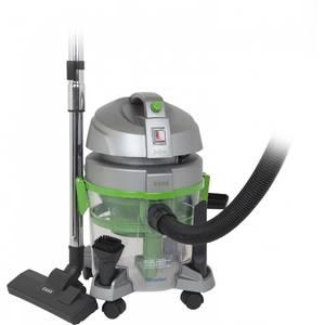 Aspirator cu filtrare prin apa Zass ZVC06 800 W 3 litri Argintiu/Verde