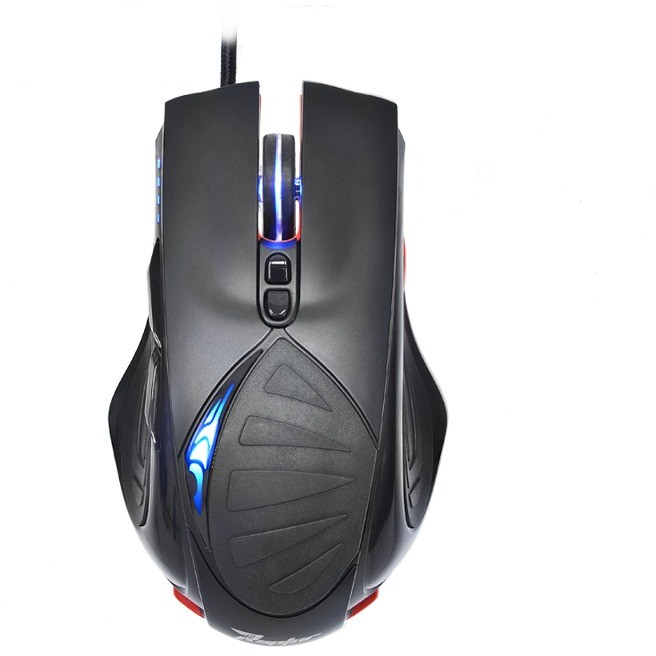 Mouse Gaming Optical Force M63 Raptor Black