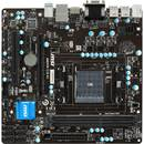 A88XM-E35 V2 AMD FM2+ mATX