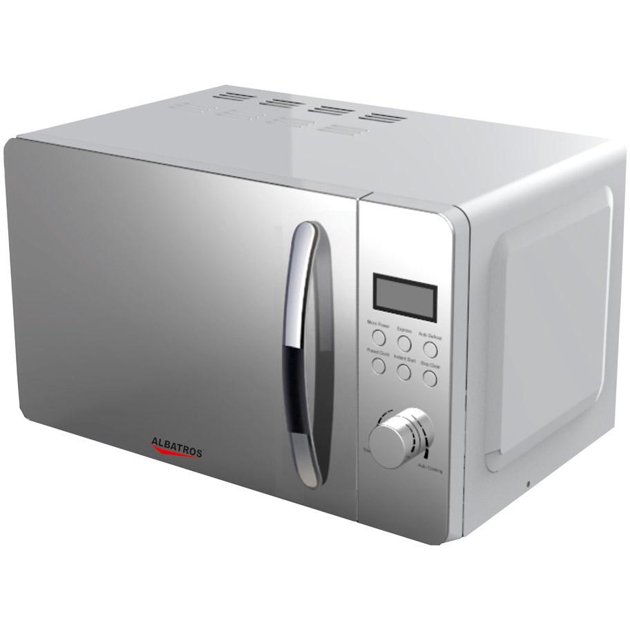 Cuptor Cu Microunde Mwa-20d3s 20 Litri 700w Argintiu