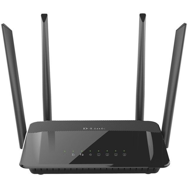 Router wireless DIR-842 Gigabit Dual-Band Black thumbnail