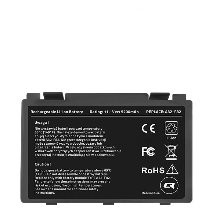 Baterie Laptop Long Life Asus F82/f83s 11.1v 4400mah