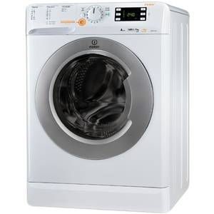 Masina de spalat rufe cu Uscator Indesit Innex XWDE 961480 X 1400 RPM Spalare 9 kg Uscare 6 kg A Alb