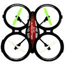 Dron Quadrocopter Flying Air Nano Black Spy VS145373