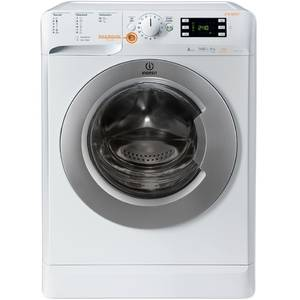 Masina de spalat rufe cu Uscator Indesit Innex XWDE 861480 X 1400RPM Spalare 8 kg Uscare 6 kg A Alb