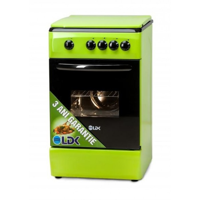 Aragaz 5060 Green Ng Gaz 4 Arzatoare Verde
