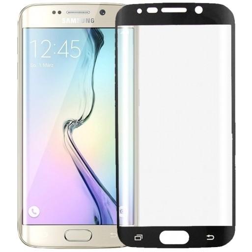 Sticla temperata 3D neagra pentru Galaxy S6 Edge Plus thumbnail