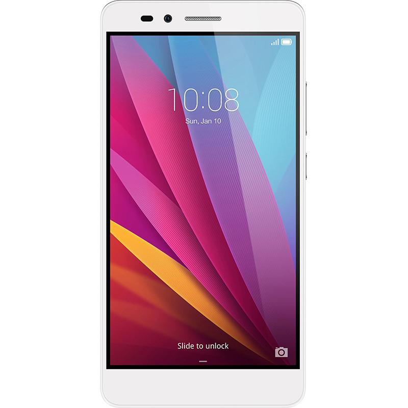 Smartphone Honor 5x 16gb Dual Sim 4g Silver