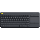 Tastatura Logitech Wireless K400 Plus Negru