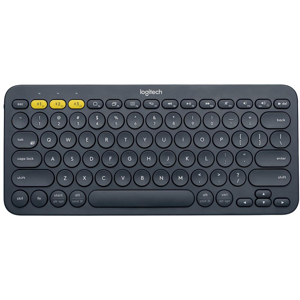 Tastatura K380 Bluetooth Dark Grey thumbnail