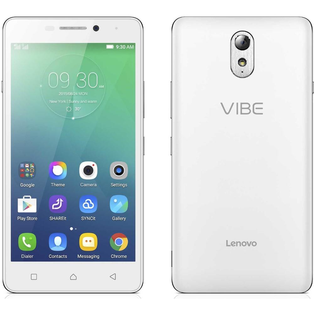 Smartphone Vibe P1m 16gb Dual Sim 4g White