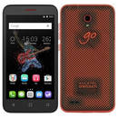 One Touch 7048X Go Play 8GB 4G Black Red