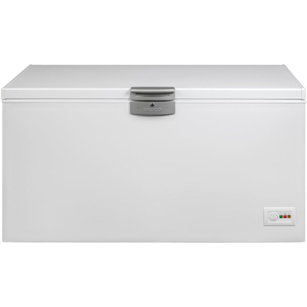 Lada frigorifica HS23753 350 litri Clasa A++ Alb thumbnail