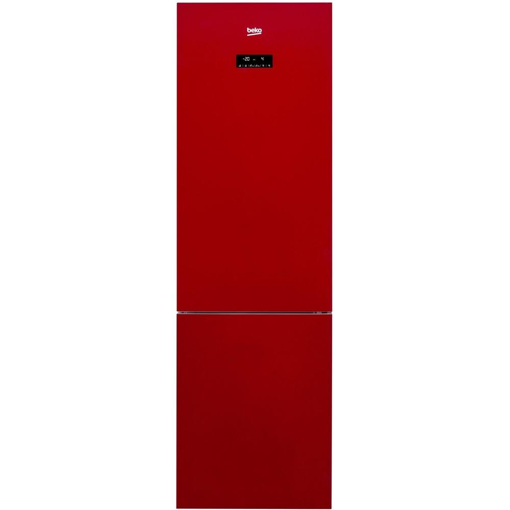 Combina frigorifica RCNA400E20ZGR A+ 347l sticla rosie thumbnail