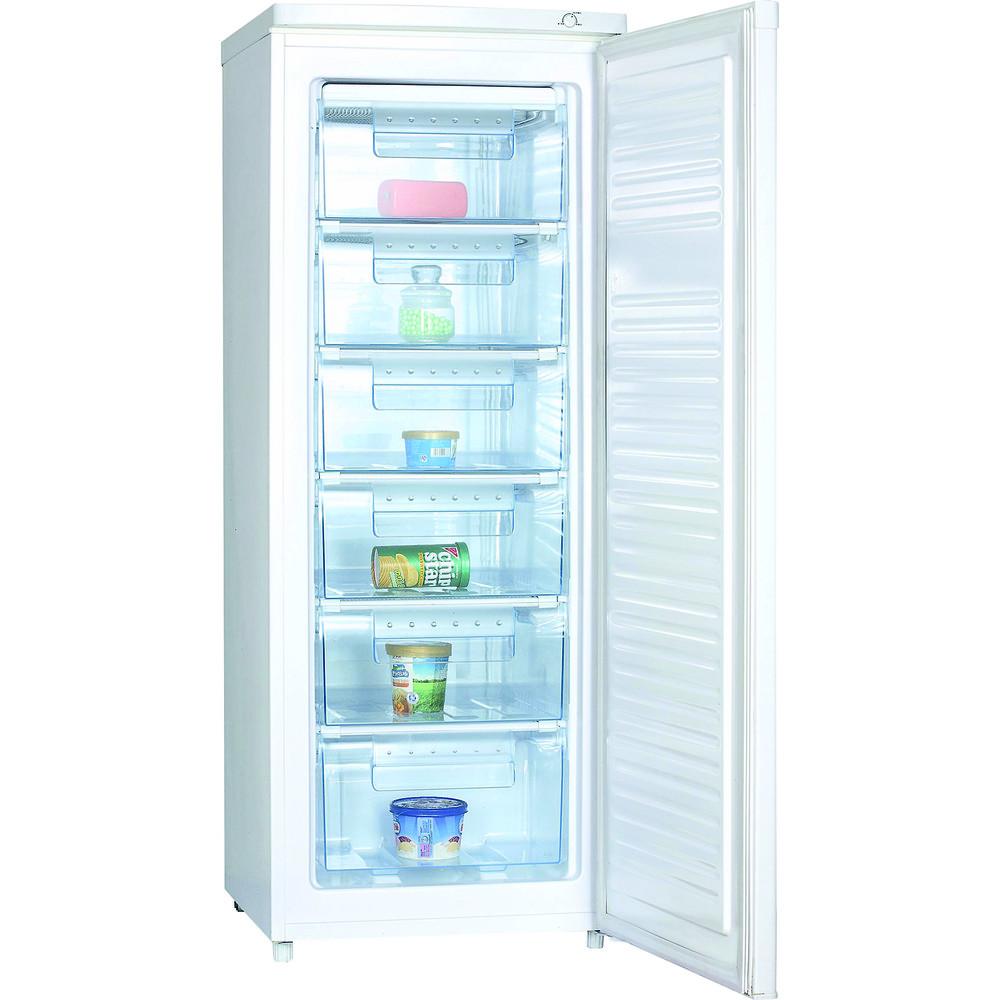 Congelator Ca21+ 6 Sertare 165 Litri A+ Alb