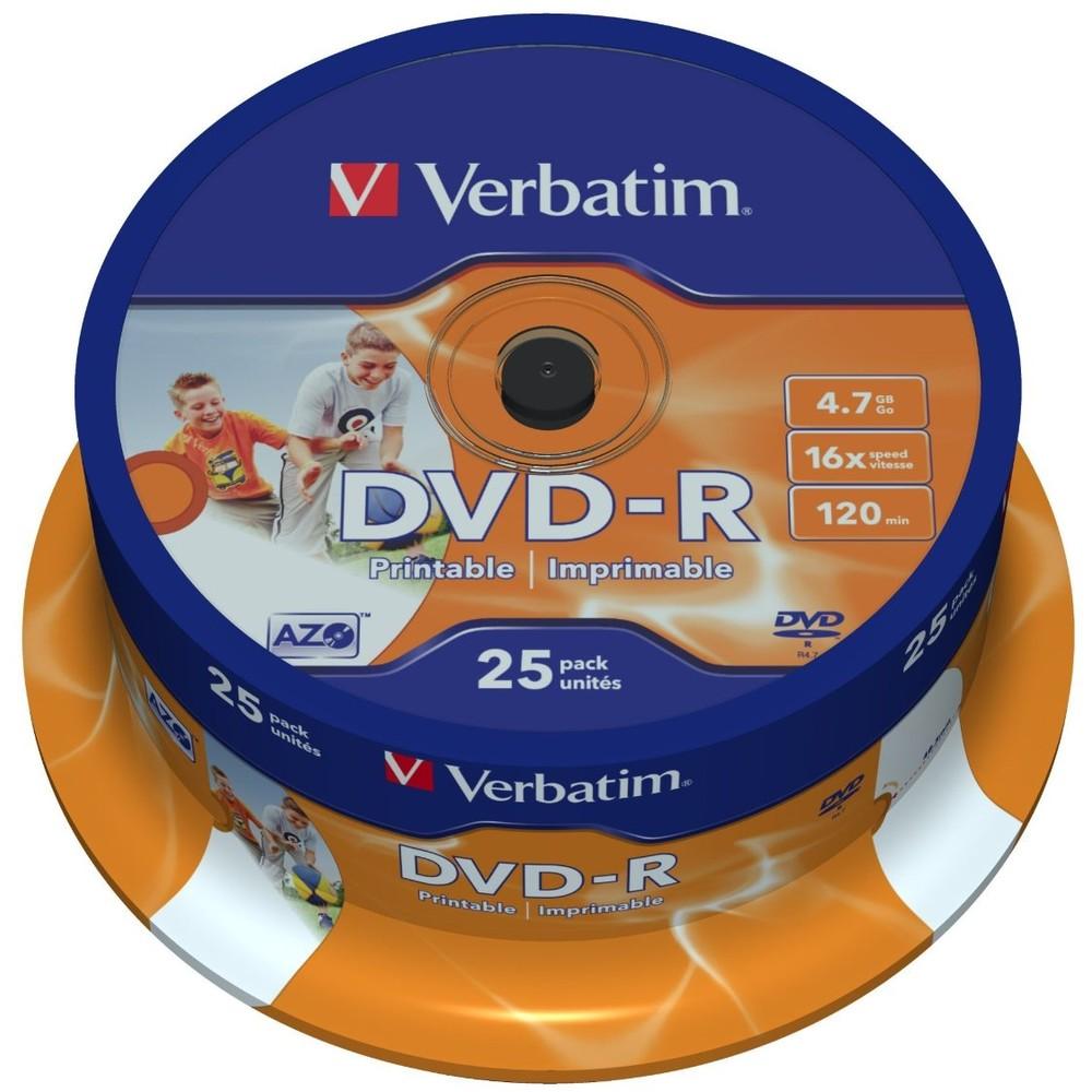 DVD-R 43538 printabil 25Buc thumbnail
