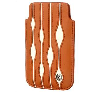 Toc Crumpler ROYIPH-SE-003 Le Royale Special Edition portocalie pentru Apple iPhone