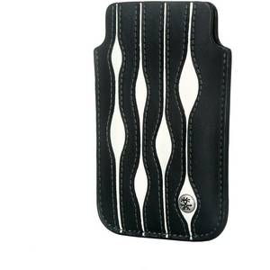 Toc Crumpler ROYIPH-SE-001 Le Royale Special Edition neagra pentru Apple iPhone