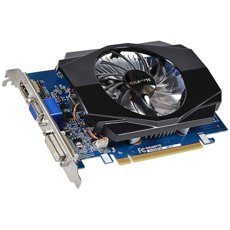 Placa Video Nvidia Geforce Gt 730 2gb Ddr3 64bit Hdmi